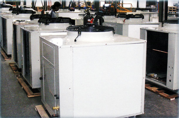 Refrigeration & Chillers